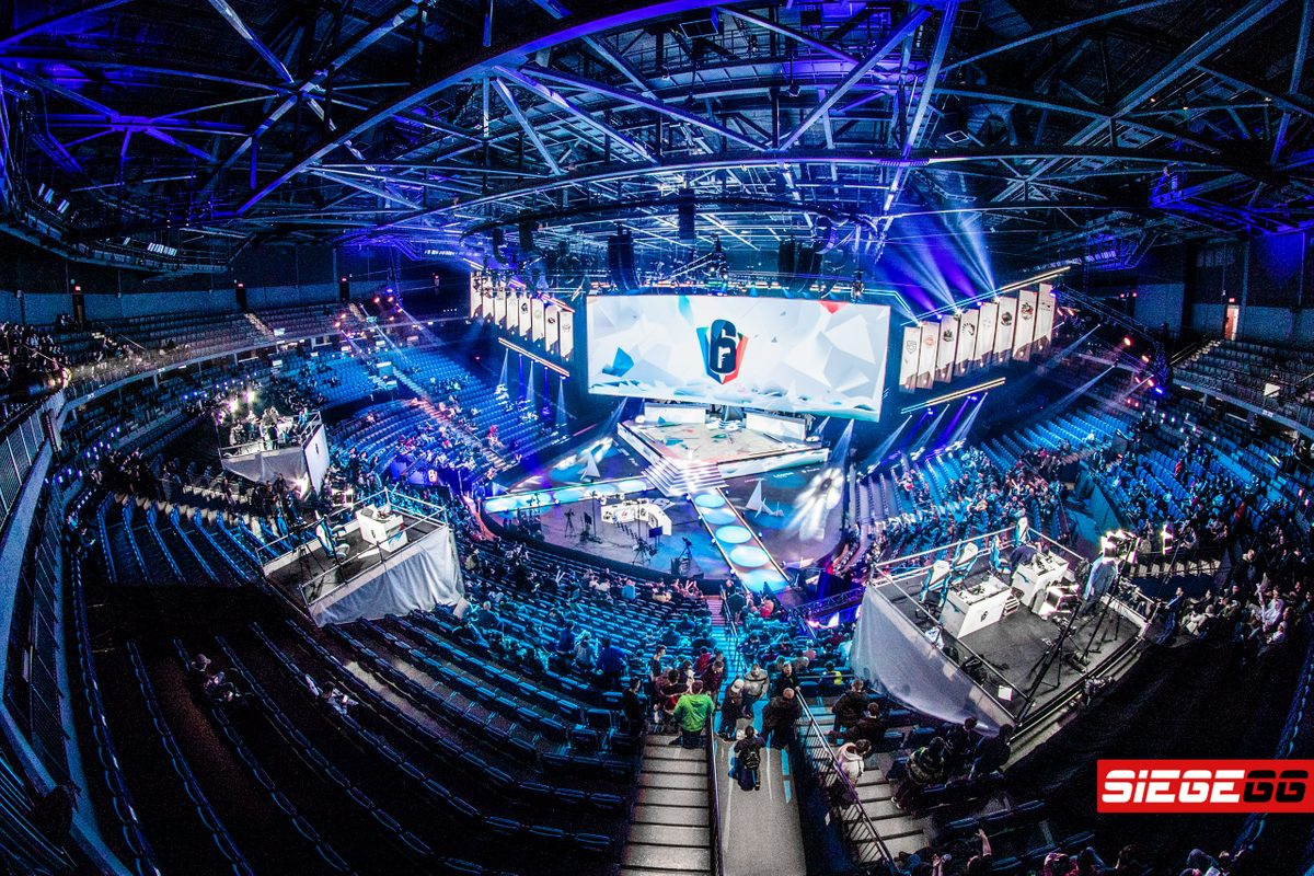 Six Invitational 2021 Format, Date & Location Revealed - SiegeGG